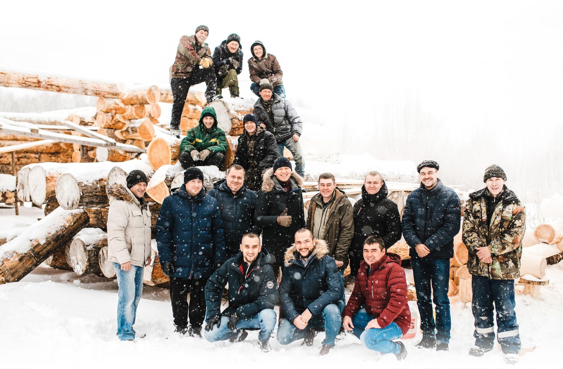 Команда Золотой Усадьбы