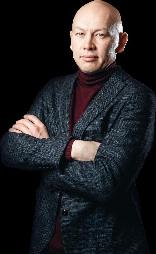 Рустам Букомбаев - Генеральный Директор